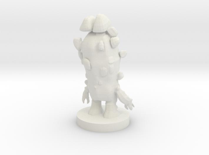 Rumpadump 3d printed