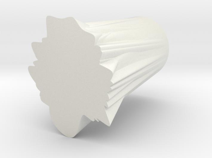 Tree vase 3d printed