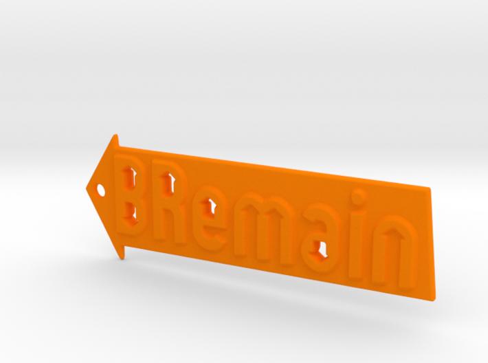 BREMAIN Keychain 3d printed