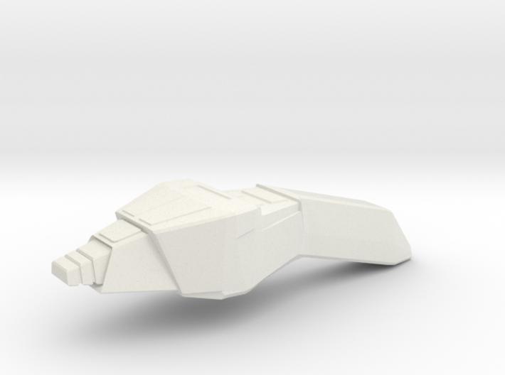 Type 2 Phaser (Star Trek Next Generation), 1/6 3d printed