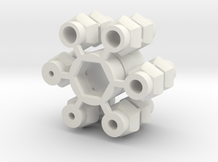 Universal Joint - Single version 3d printed