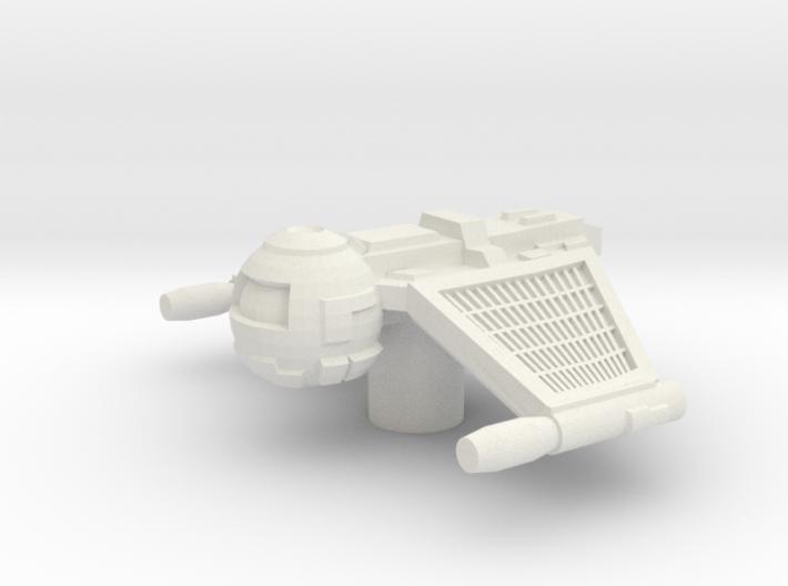 Gnat 3d printed