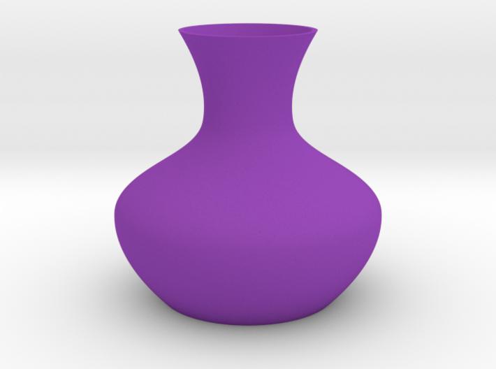 簡約花瓶.stl 3d printed