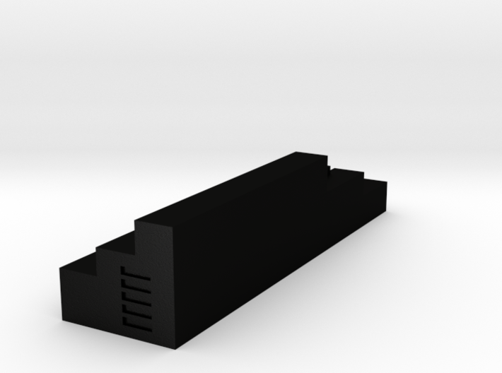 Map to Luke Skywalker Data Storage Unit The Force 3d printed
