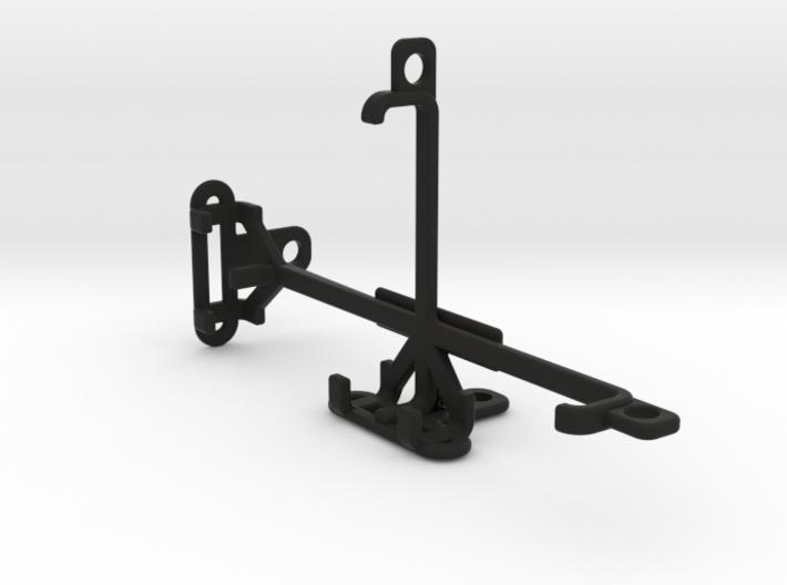 Posh Primo Plus C353 tripod & stabilizer mount 3d printed