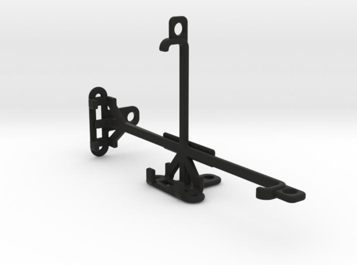 QMobile Noir i8 tripod & stabilizer mount 3d printed