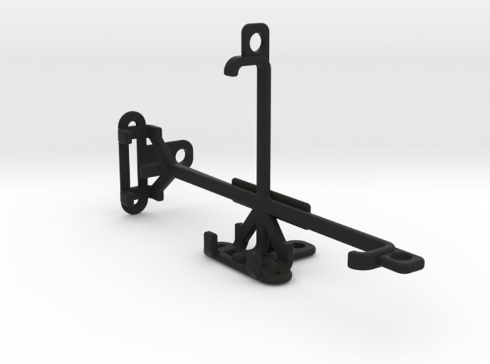 Unnecto Swift tripod & stabilizer mount 3d printed