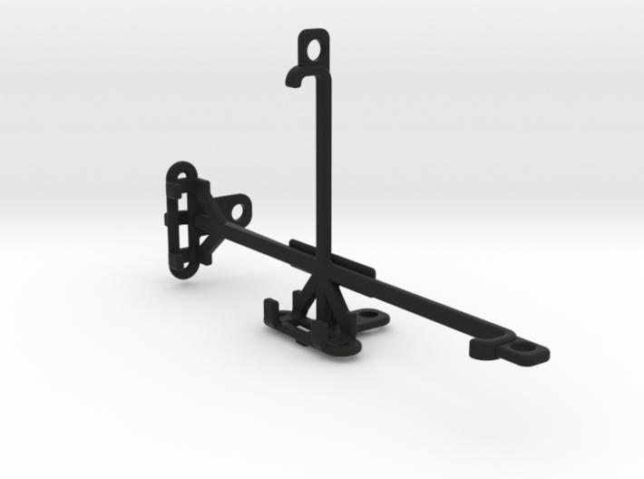 Xiaomi Mi Note 2 tripod & stabilizer mount 3d printed
