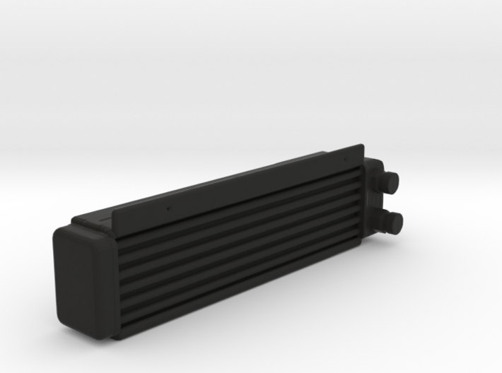 Oil Cooler - 1/10 3d printed