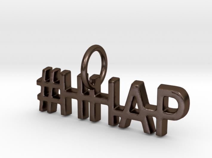 #HHAP Pendant 3d printed