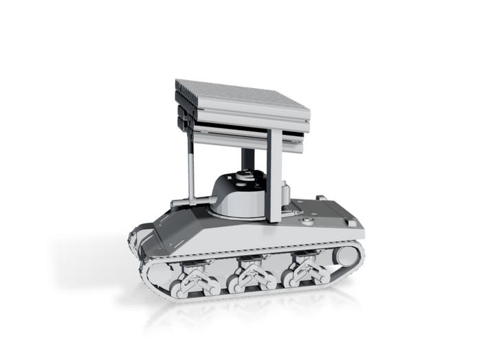 M34 Sherman Calliope 3d printed