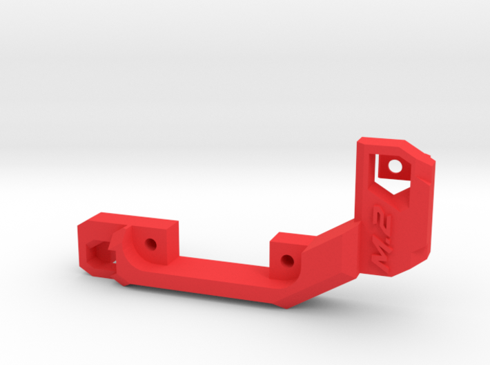 M.2 fan holder (short) 3d printed