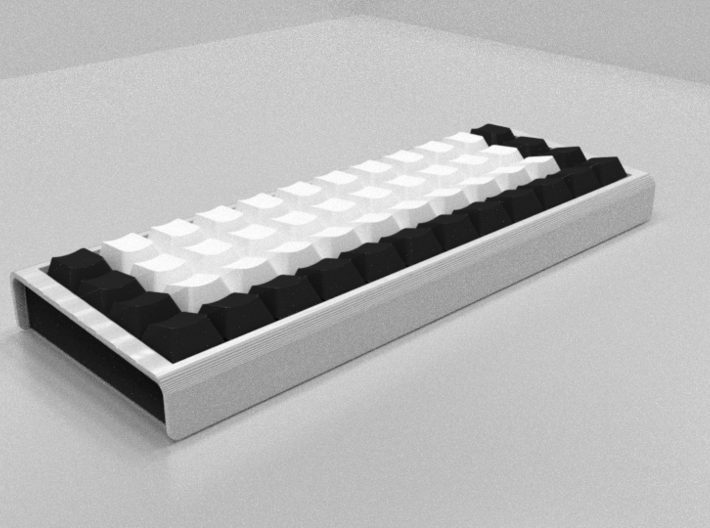 Planck Case Cover - Subatomic 3d printed Add-on with Planck