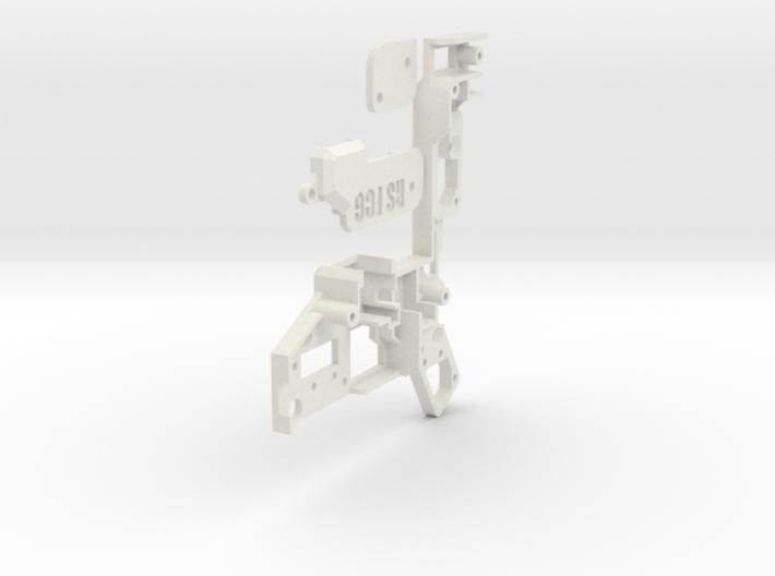 Rapidstrike FCG Bracket Set 3d printed