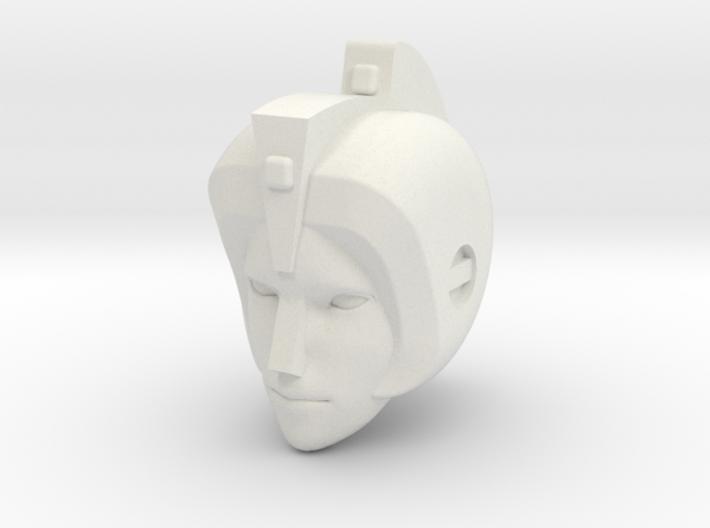 Ariel head for 1st Ed. Prime Arcee 3d printed