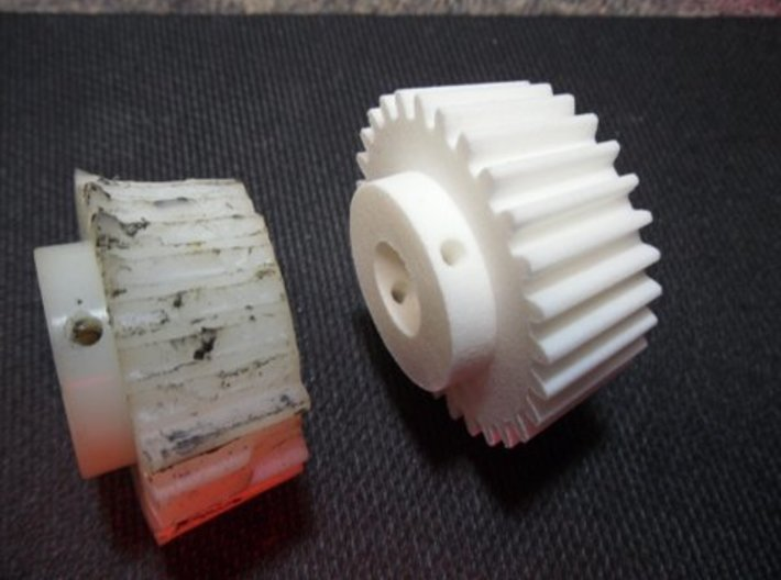 Sears/Craftsman Band Saw Bevel Gear - Part 341-299 3d printed