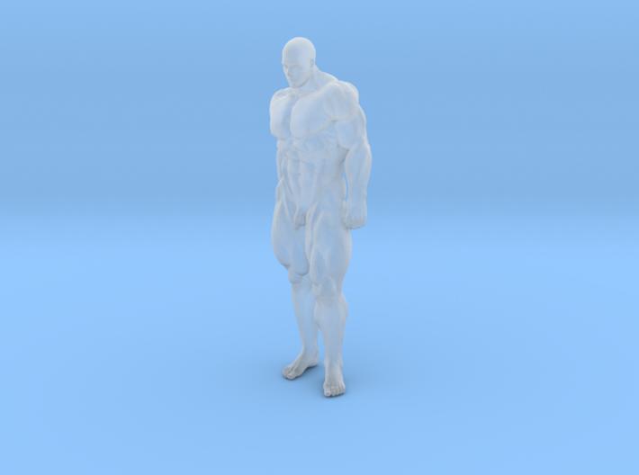 Mini Strong Man 1/64 011 3d printed