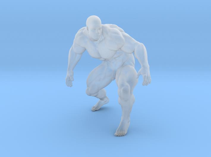 Mini Strong Man 1/64 023 3d printed