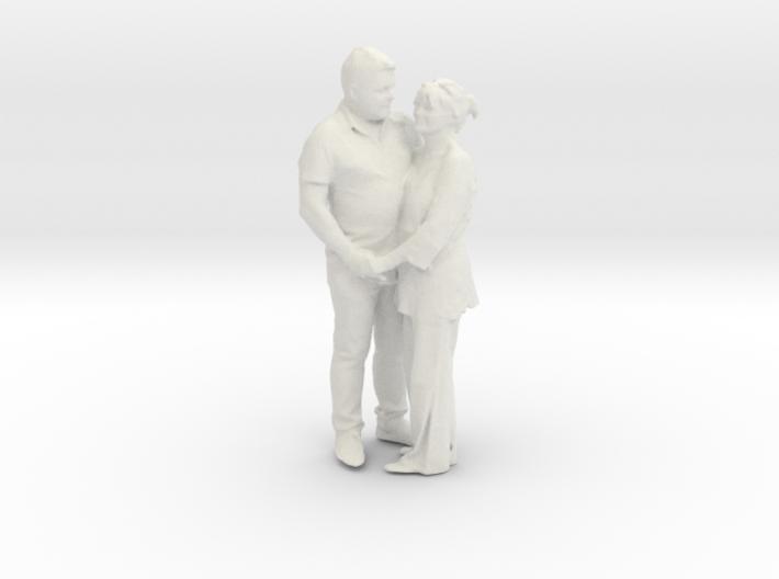 Printle C Couple 023 - 1/24 - wob 3d printed