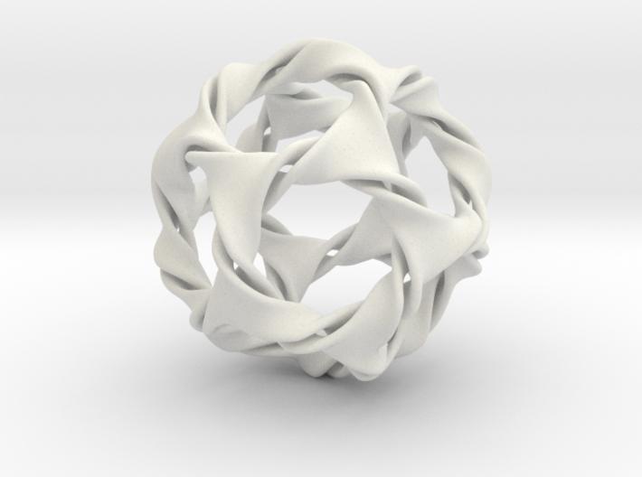 Dodeca-ducov (no holes) 3d printed