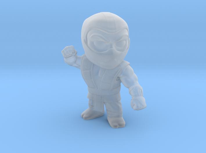 Ninja-Small 3d printed