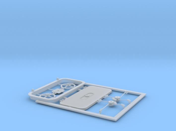 Schott Typ D 1:40 3d printed