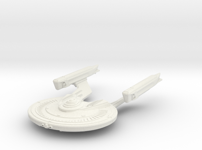 Franklin Class Refit Destroyer IIV 3d printed
