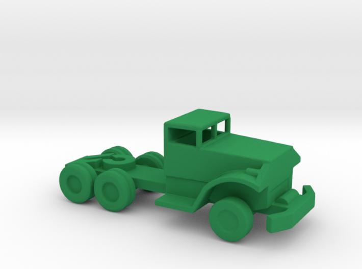 1/200 Scale Brockway Pontoon Bridge Tractor 3d printed