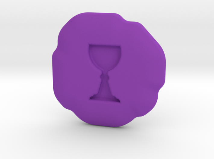 Honor Runestone 3d printed