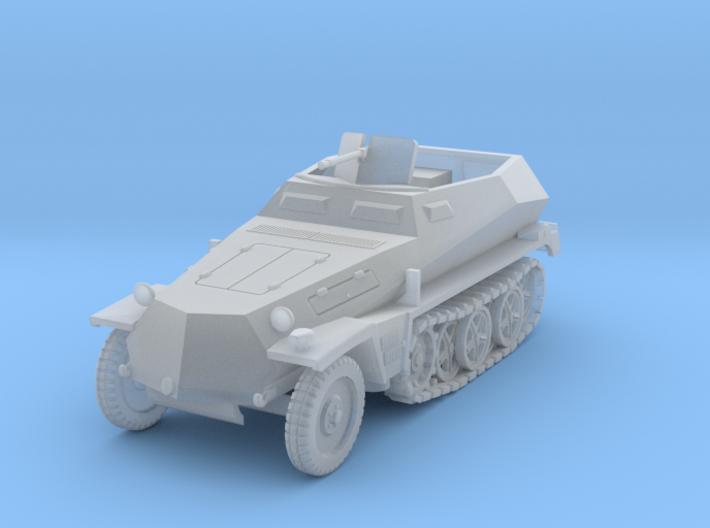 PV157B Sdkfz 250/1 SPW (1/100) 3d printed