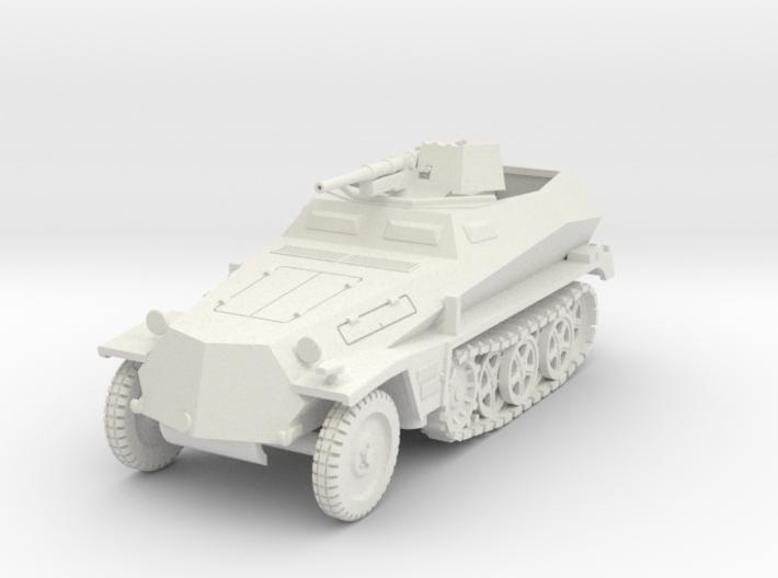 PV158 Sdkfz 250/10 3.7cm Pak (1/48) 3d printed