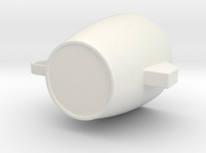 M-type grip cup 3d printed