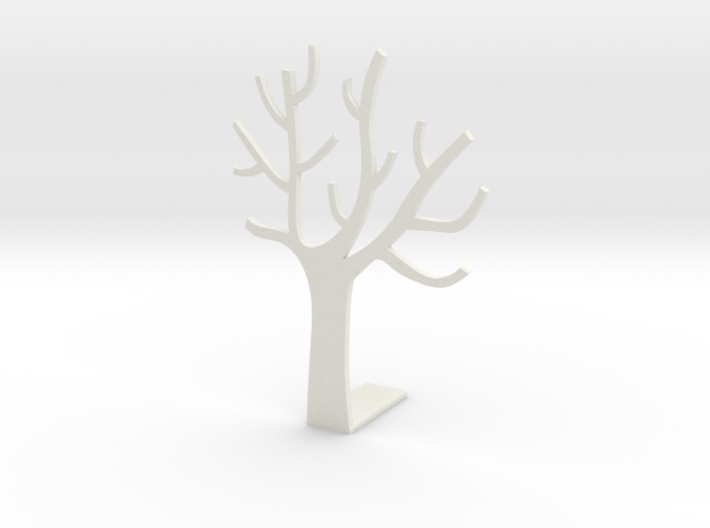 Forest Book Block 03 3d printed