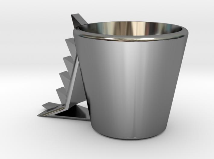 Dinosaur mug .stl 3d printed