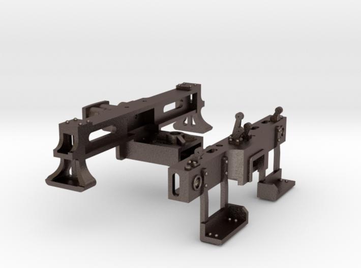 Tender Frame Sills 3d printed