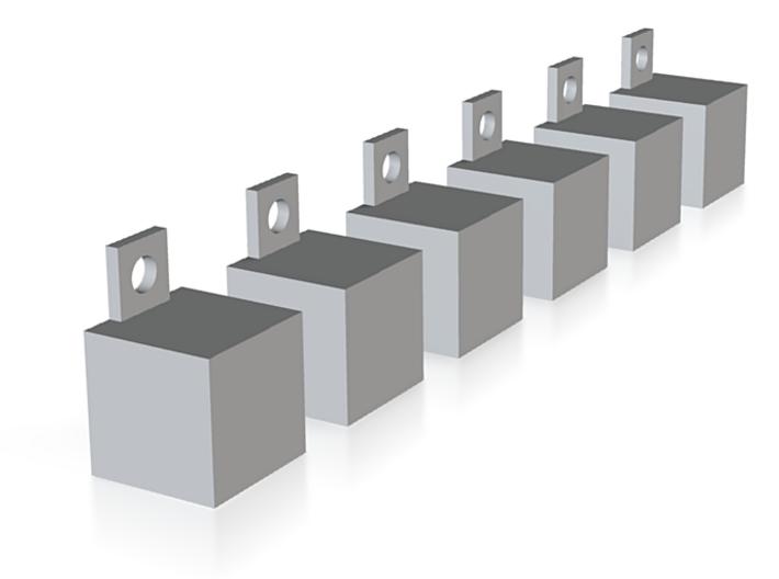 Multifunctional shelves 3d printed Multifunctional shelves