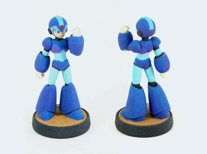 Megaman X 3d printed