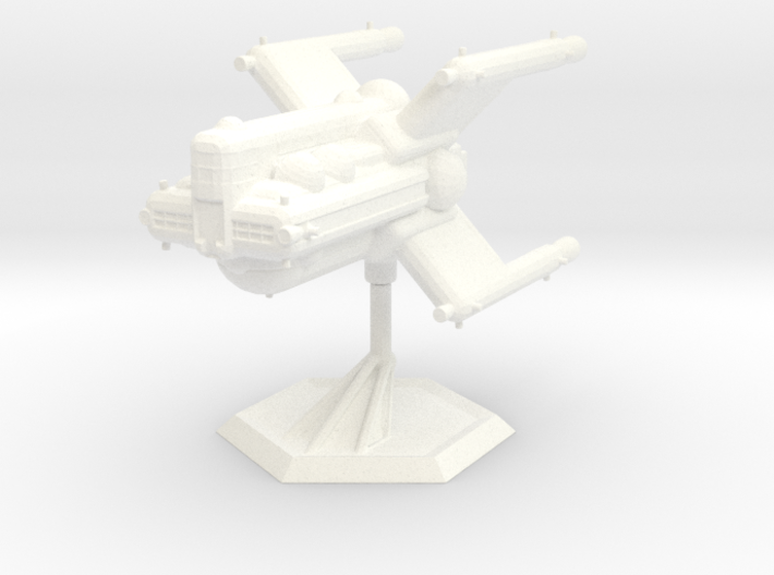 Star Sailers - Marvelous Mergatroid - AstroMac 3d printed