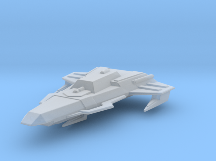 Husnock Ship 1/20000 Attack Wing 3d printed