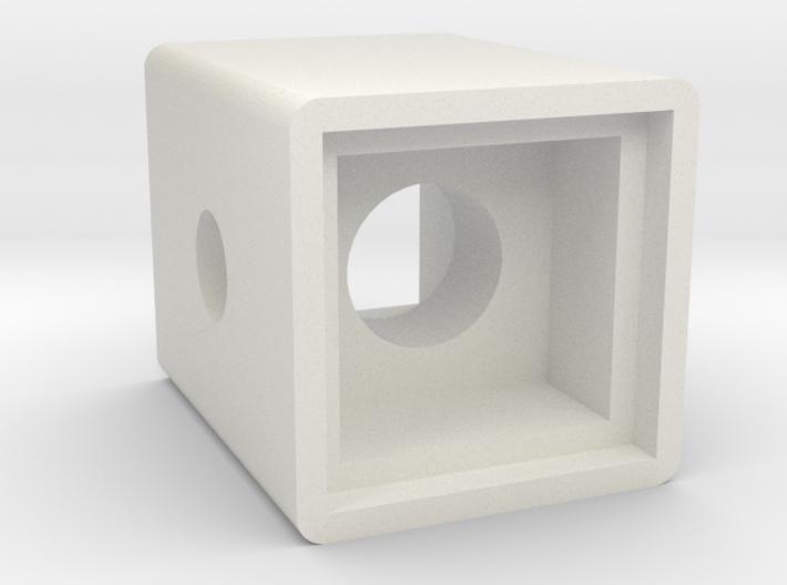 Light Cube Housing 3d printed