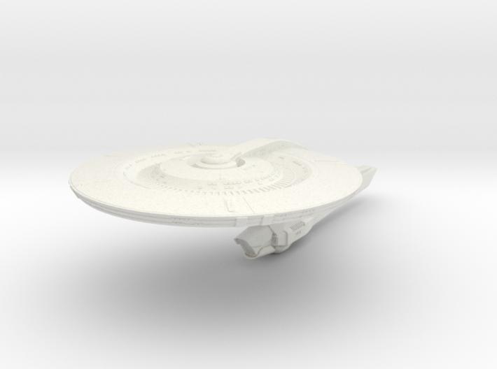 Scipio Class Destroyer 3d printed