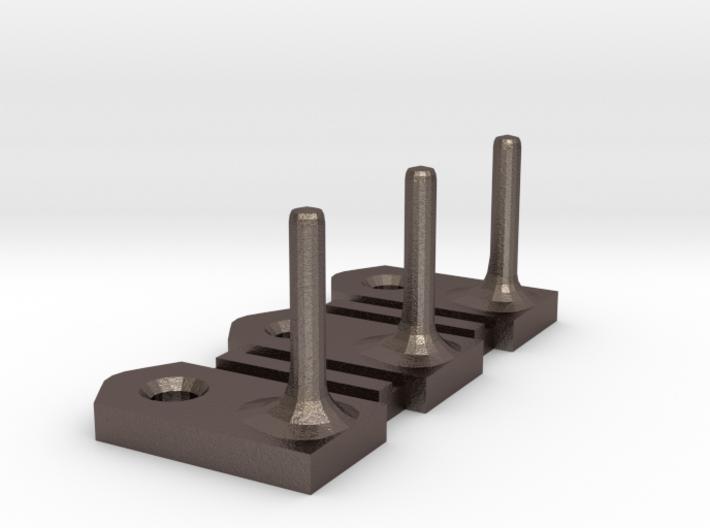 3-pin TJet pin 3d printed
