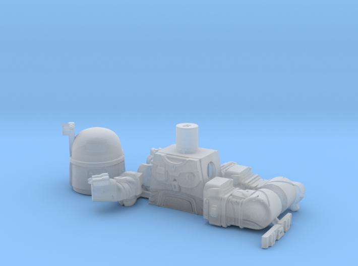 RMQ Proto Bobe Fet Kit 3d printed