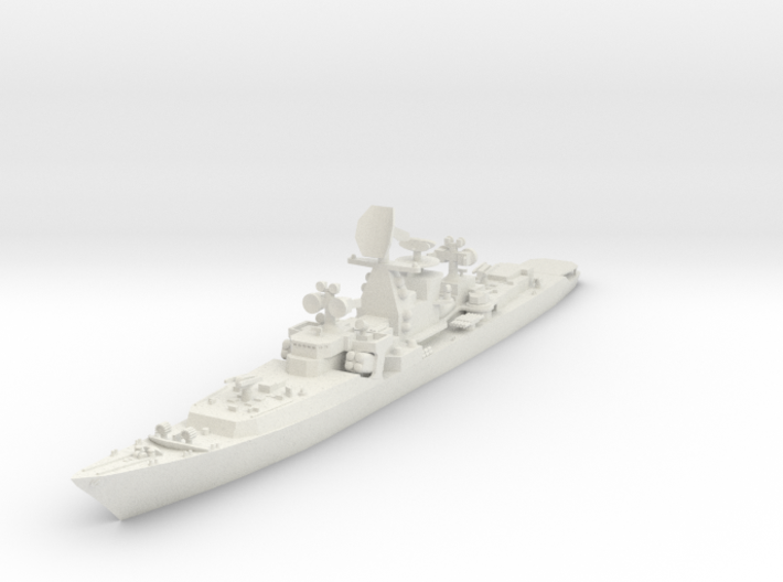 1/600 Soviet Kresta Cruiser 3d printed