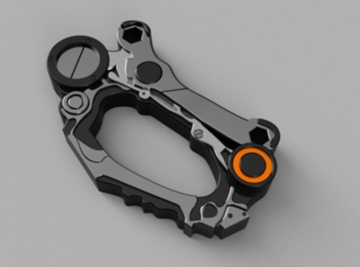 The Division - Climbing Tool 3d printed