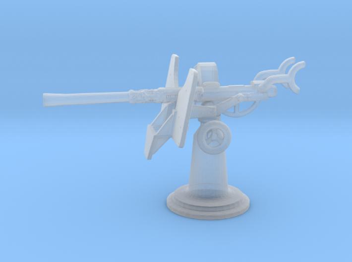 1/125 USN Oerlikon 20 mm Single 3d printed