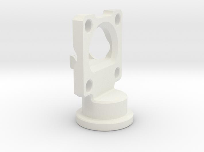 BeamsplitterAndWavePlateMount 3d printed