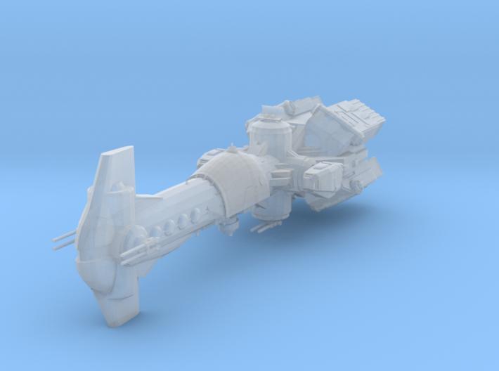 Hammerhead Class Destroyer 3d printed