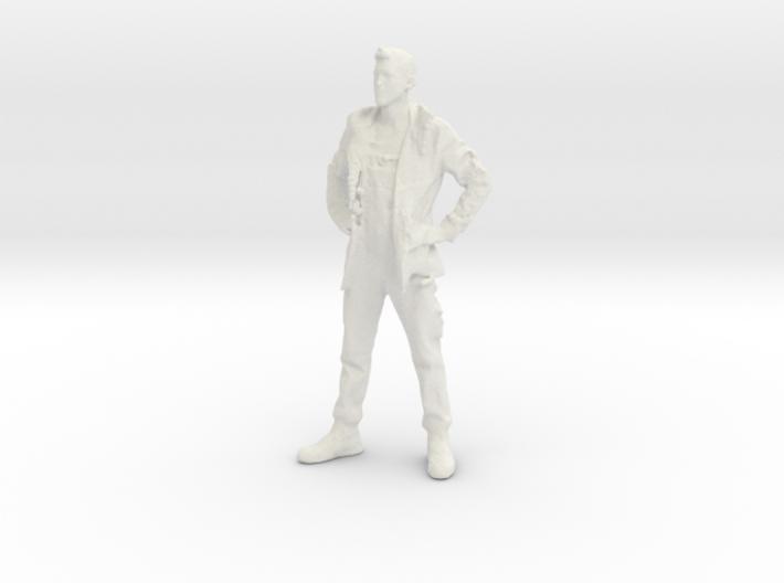Printle C Homme 008 - 1/32 - wob 3d printed