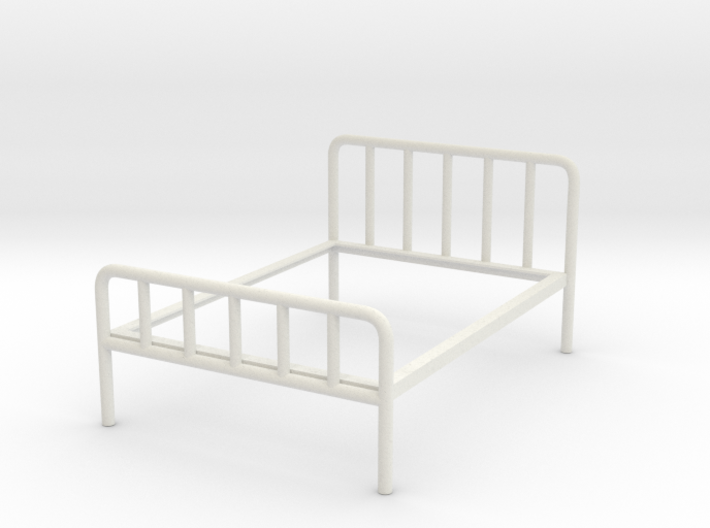 1-12 Iron (Bed Not full size) 3d printed